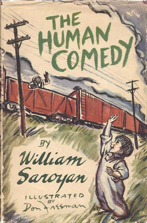 The Human Comedy Book Cover