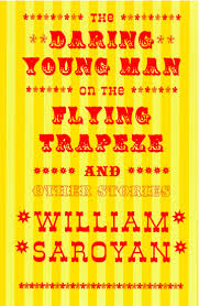 The Daring Young Man on the Flying Trapeze Book Cover