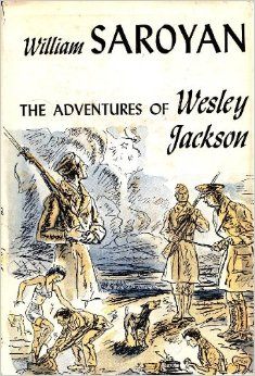 The Adventures of Wesley Jackson Book Cover